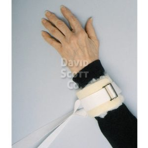Reusable Limbholder, Synthetic Sheepskin, Double Strap