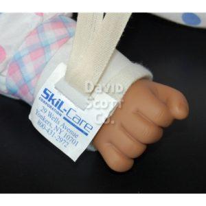Disposable Limbholder, Infant, Single Strap, 36 Pair/CS