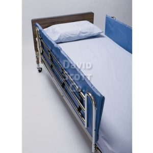 Vinyl Bed Rail Pads, 60 inch