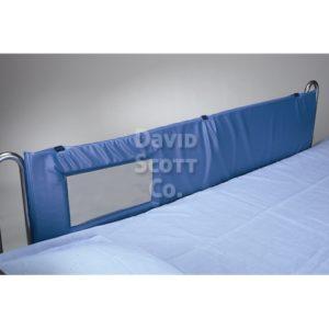 Vinyl Bed Rail Pads, Thru-View, 60 inch