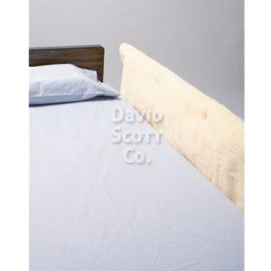 Sheepskin Bed Rail Pads
