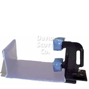 BD2670 Gel Lateral Hip Positioner Post Caps (pair)