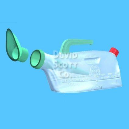 URSECF Spill Proof Urinal