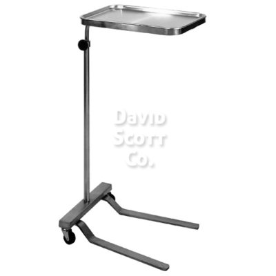 adjustable mayo stand 1520SS 500x500