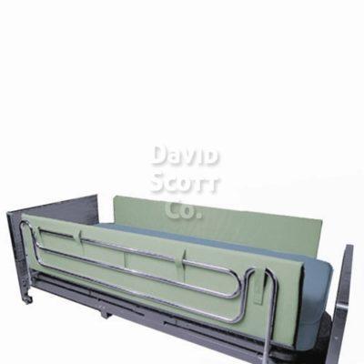 """Stretcher side rail pads / Seizure Pads 14""""H x36""""L x 1.5""""W"""
