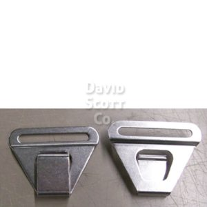 "BD810 Hooks ""only"" for Restraint Straps"