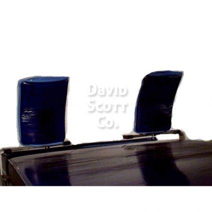 BD2250 Gel Shoulder Brace Pads with Velcro®