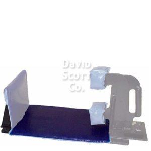 Blue Diamond® Gel Base Pad for Mcguire/IMP Lateral Hip Positioner Frame