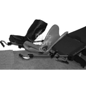 Bariatric Lift Assisted Stirrups