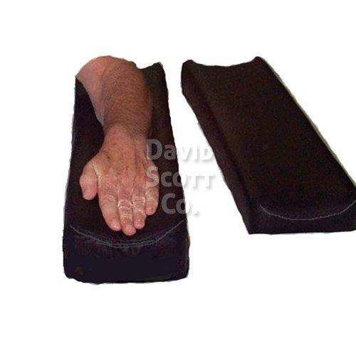 Contoured Surgical Arm Board Pad Gel Foam Combo