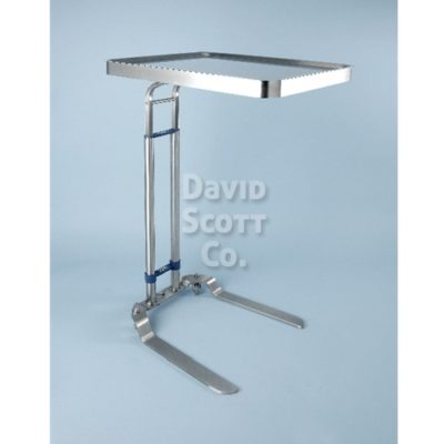"Jumbo Double Post Mayo Instrument Stand 20""x25"""