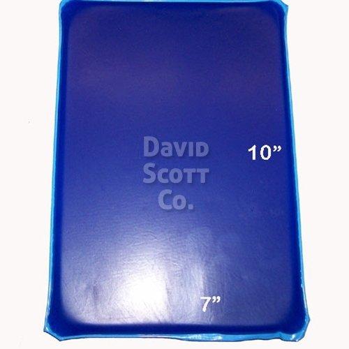 BD0100-100705 Pillion Gel Seat Pad 7″x10″