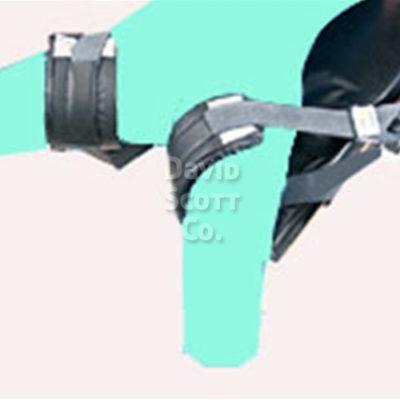 DSC-NTS Nissen Thigh Retractors (Nissen Style)- Nissen Straps- Nissan Straps