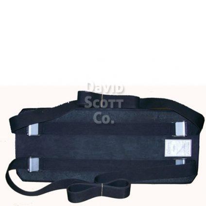 "BD8000-PAD Bariatric Patient Restraint strap 12"" x 30"" panel w/ 2 ea"