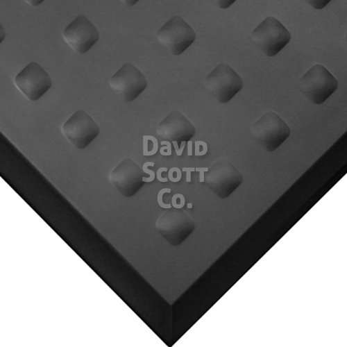 WW-502.58x2x3BK Pure-Comfort Anti Fatigue Floor Mats 2'x 3′