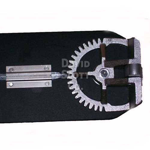 Gear Assembly For Ratcheting Arm Board