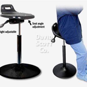 DSC-2300 Sit Stand Stool Ergonomic