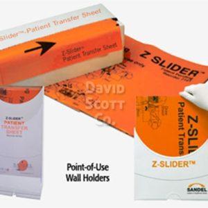 DSC-2102 Z-Slider patient transfer system