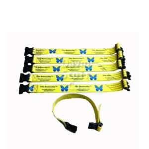 Replacement Securing Straps (Case of 6) forThe Butterfly Steep Trendelenburg Gel Bean Bag Positioner
