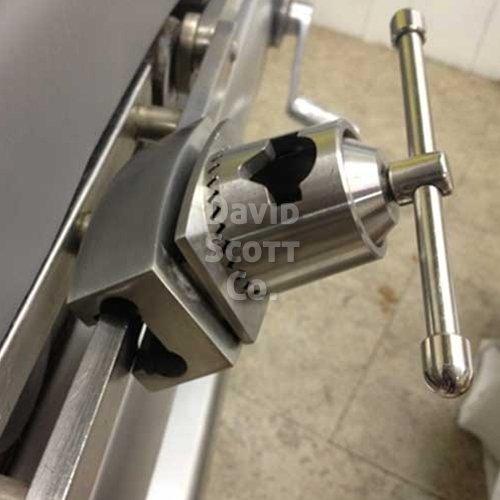 Autoclavable Surgical Rail Clamp