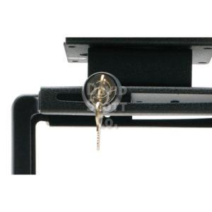 Lockable Computer Holder