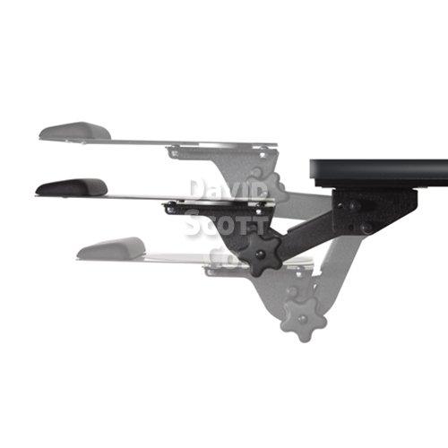 Dual Swivel Adjustable Mouse Platform 1