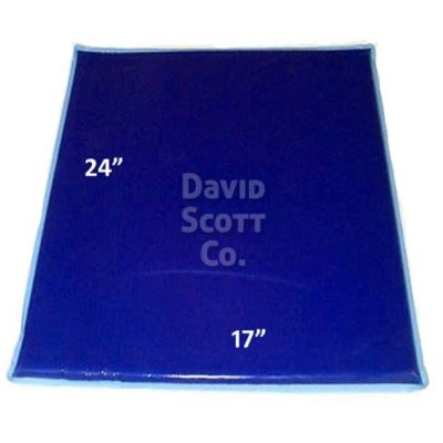BD0100-172405 Large Trimmable Seat Gel Pad
