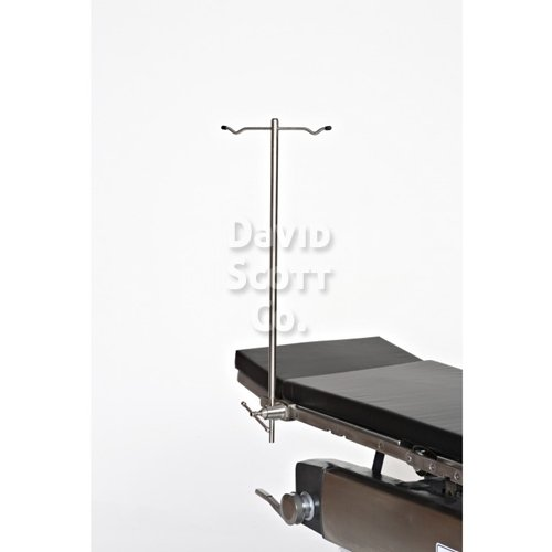 Rail Mounted Iv Pole David Scott Company