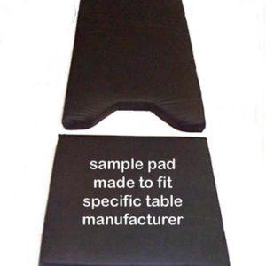ORTHO 2 Amsco Orthographic II 7 PC Foam Surgical Table Pad
