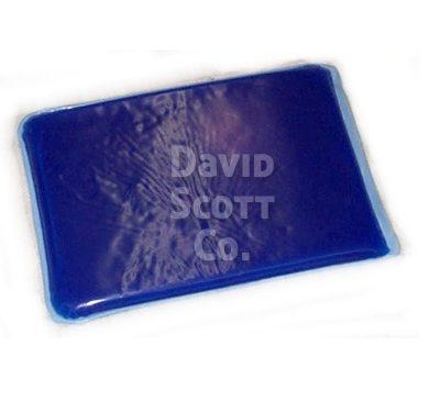 """BD2570m Small Gel Seat Pad 5"""" x7"""" x1/2"""""""