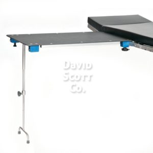 BD311- rectangualr-hand-surgery-table-T-leg