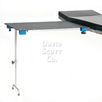 BD311- rectangualr-hand-surgery-table-T-leg