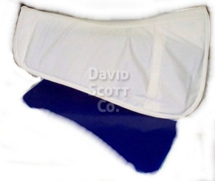 BD5175 Split Gel Saddle Pad with Cover