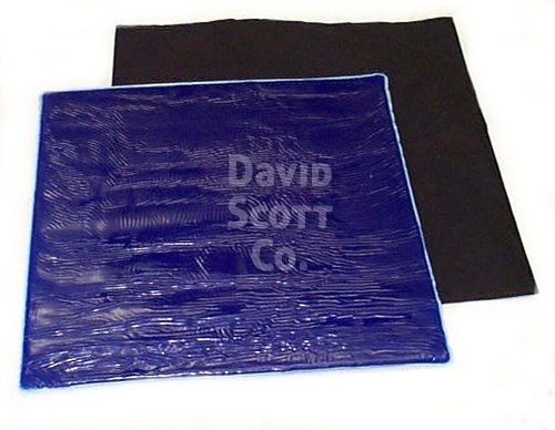BD5200 Western Gel Saddle Pad with Cover