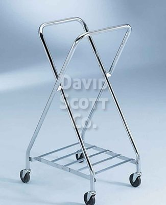 DSC-2230 Chrome Folding hamper
