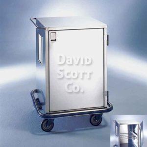 BLCCC3 Stainless Steel Mini Case Cart