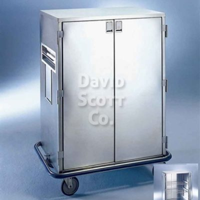 BLCCC5 Stainless Steel Ultra Space Saver Case Cart