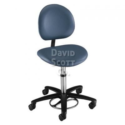 ST21340B Foot Operated Surgeon Stool