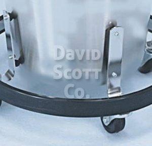KB900-F Stainless Steel Kickbucket Frame