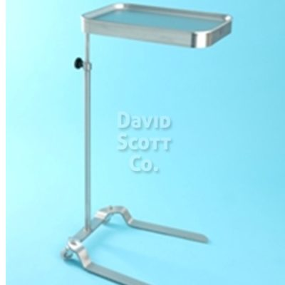 MRI Safe Stainless Steel Mayo Stand