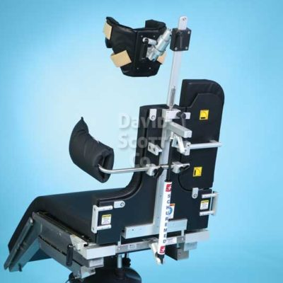 DSC-800-0004 beach chair positioner shoulder surgery is the only shoulder surgery beach chair positioner with a self-contained motor.