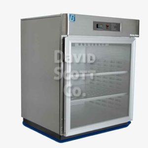Single Door Solution Blanket Warming Cabinet