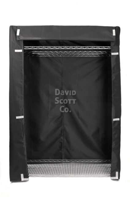 4001 Black 400 denier cart cover