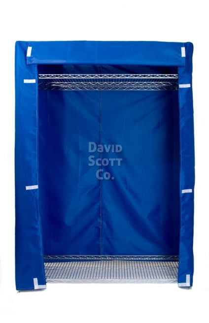 4001 Royal Blue 400 denier cart cover
