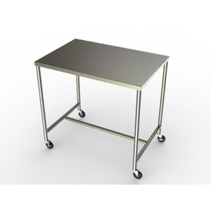 Tables - Stainless Steel- Instrument/ Back/ Work