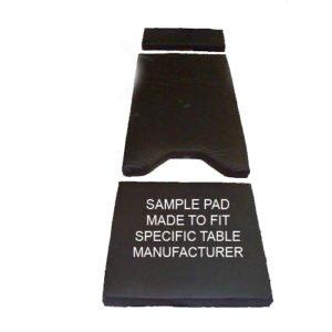 DSC-BB-MPPS-SG Montreal Positioner 3 Piece Pad Set