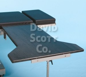 DSC-800-0029 (0035) Arm & Hand Surgery Table Carbon Fiber or Phenolic