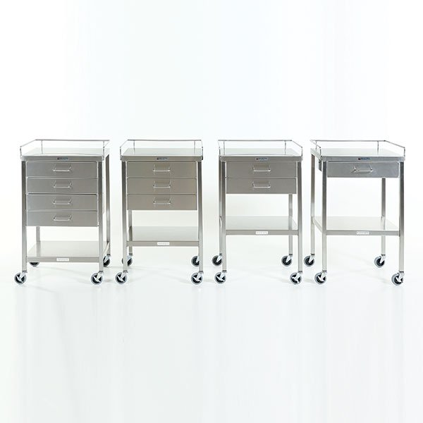 Stainless Steel Utility Table With