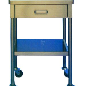 BD520 1 drawer utility table