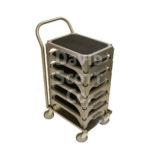Cart holder for DSC-36363 or Phalen stools